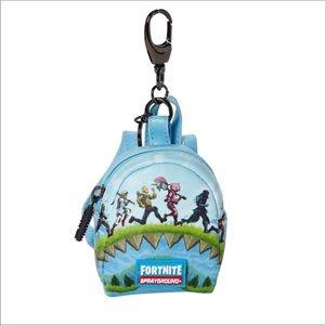 Sprayground Fortnite Backpack Keychain